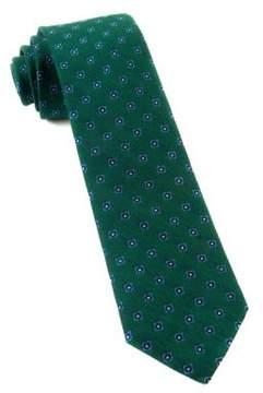 The Tie Bar Medallion Tie