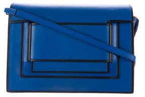 Pierre Hardy Leather Jane Clutch