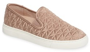 Vince Camuto Women's Billena Quilted Slip-On Sneaker