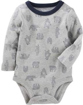 Osh Kosh Baby Boy All Over Bears Bodysuit
