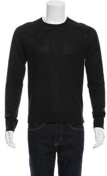 Balenciaga Wool Crew Neck Sweater