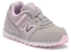 New Balance 574 Flower Pack Sneaker (Toddler)