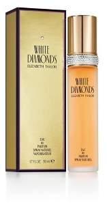 Elizabeth Taylor White Diamonds by Eau de Toilette Women's Spray Perfume - 1.7 fl oz