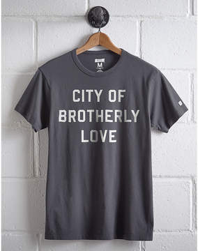 Tailgate Men's City Of Brotherly Love T-Shirt