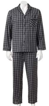 Hanes Big & Tall Classics Pajama Set