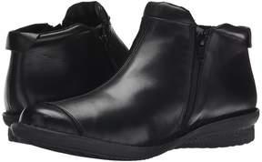 David Tate Euro Women's Zip Boots