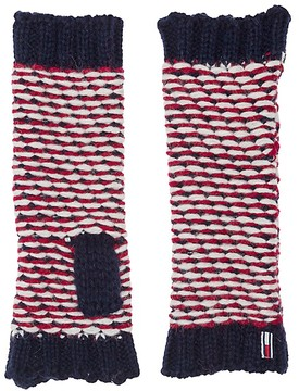 Tommy Hilfiger Fingerless Wool Gloves