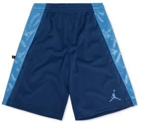 Nike Boys Baseline Dri-Fit Athletic Workout Shorts Blue 2T - Toddler
