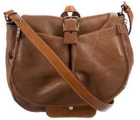 Chloé Grained Leather Shoulder Bag