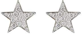 Finn Women's Pavé Star Stud Earrings