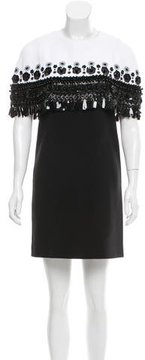 Andrew Gn Embellished Evening Dress w/ Tags