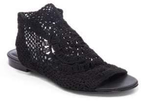 Nina Smile Stretch Elastic Sandals