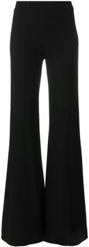 Dondup long flared trousers