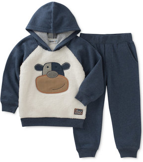 Kids Headquarters 2-Pc. Hoodie & Joggers Set, Toddler Boys (2T-5T)