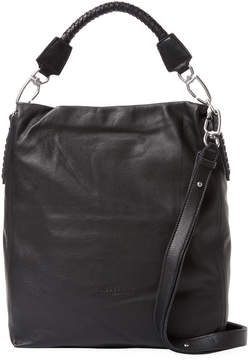 Liebeskind Berlin Women's Ribbed Detail Hobo
