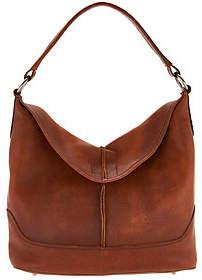 Frye Leather Cara Hobo Handbag