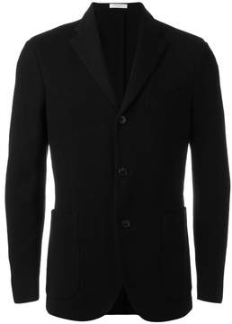Boglioli patch pockets blazer