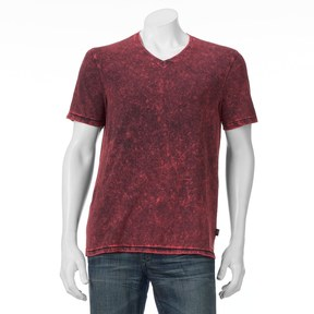Rock & Republic Big & Tall Core V-Neck Tee
