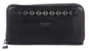 Belstaff Studded Leather Wallet