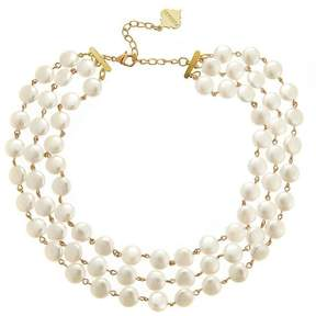 Fornash Three-Strand Hampton Necklace
