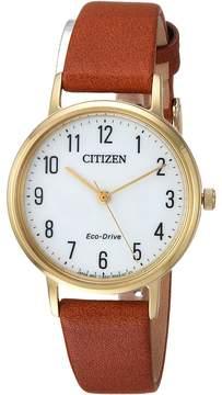 Citizen EM0572-05A Eco-Drive Watches