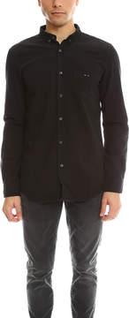 R 13 Barbell Chambray Shirt