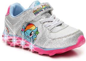 My Little Pony Girls Pixie Toddler Light-Up Sneaker