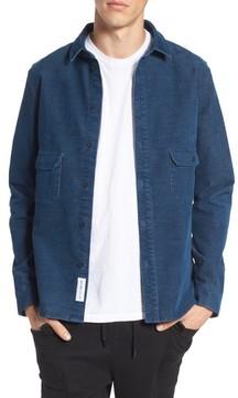 NATIVE YOUTH Men's Cheriton Corduroy Shirt
