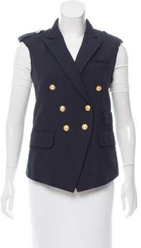 Band Of Outsiders Double-Breasted Tailored Vest