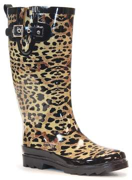 Western Chief Leopard Exotic Rain Boot