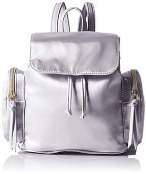 T-Shirt & Jeans Satin Mini Back Pack