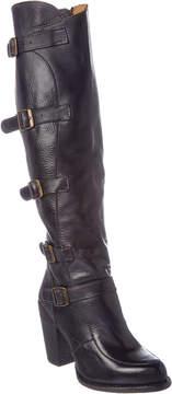 Bed Stu Statute Leather Tall Boot