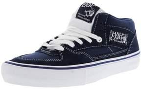 Vans Men's Half Cab Pro Dress Blues Ankle-High Suede Skateboarding Shoe - 7M