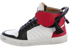 Buscemi 110MM High-Top Sneakers