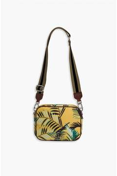 Sonia Rykiel | Forever Nylon Palm Print Camera Bag