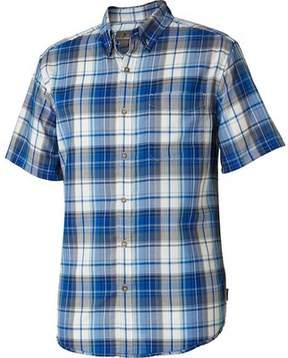 Royal Robbins Olly Oxford Short Sleeve Plaid Shirt (Men's)