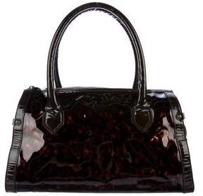 Christian Louboutin Patent Leather Handle Bag