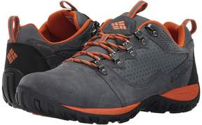 Columbia Peakfreak Venture Low Suede WP Men's Shoes