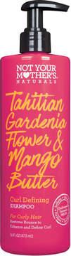 Not Your Mother's Naturals Tahitian Gardenia Flower & Mango Butter Curl Defining Shampoo