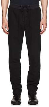 James Perse MEN'S COTTON DRAWSTRING JOGGER PANTS