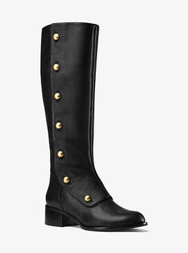 Michael Kors Maisie Leather Boot
