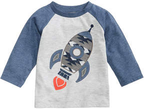 First Impressions Rocket-Print T-Shirt, Baby Boys (0-24 months), Created for Macy's