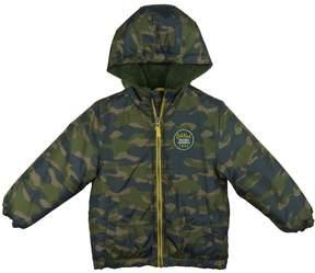 Osh Kosh Toddler Boy Heavyweight Camouflaged Jacket