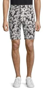 Slate & Stone Printed French Terry Shorts