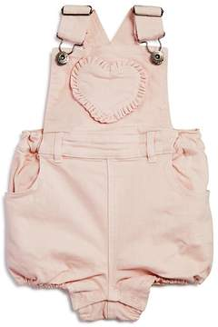 Bardot Junior Girls' Heart Overalls - Baby