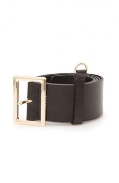 Frame Simple D Ring Belt