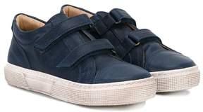 Pépé double strap sneakers