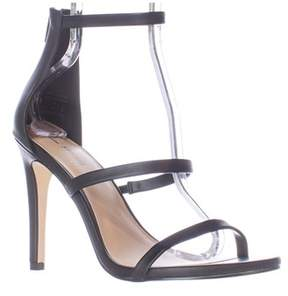 Call it SPRING Astoelian Triple Strap Dress Sandals, Black.
