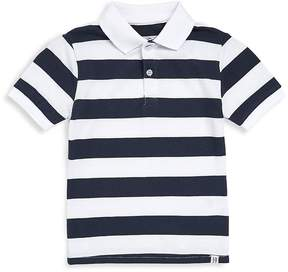 Sovereign Code Little Boy's Devonshire Striped Polo