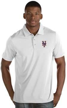 Antigua Men's New York Mets Quest Polo